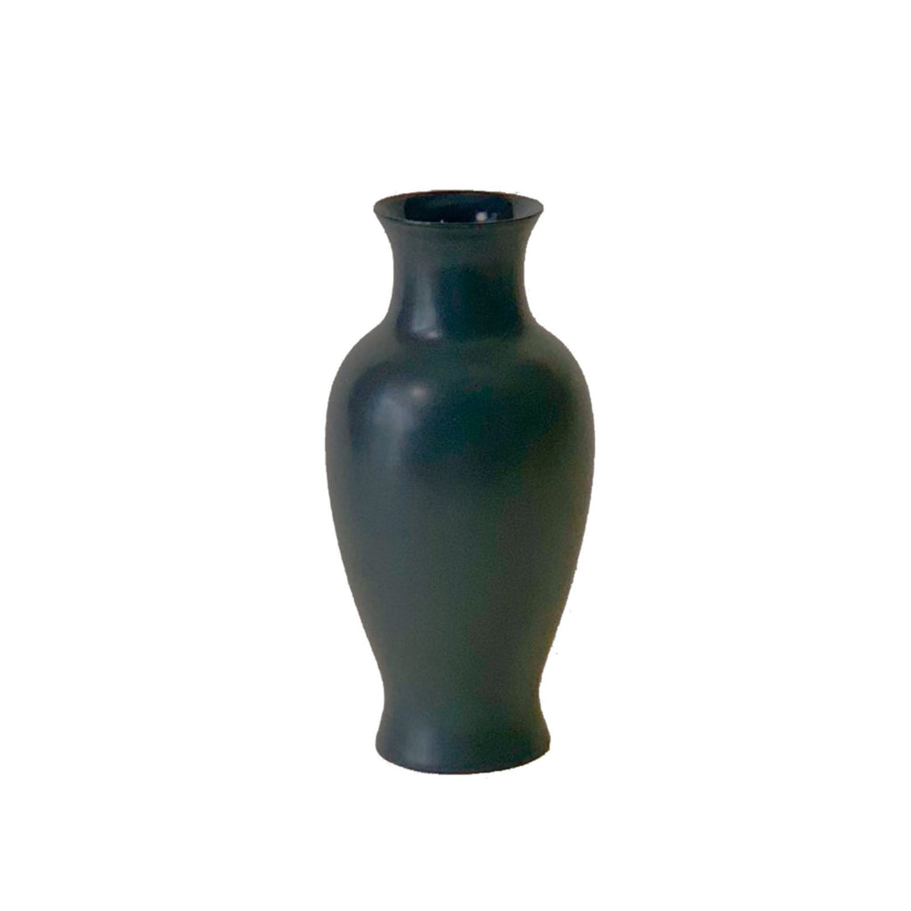 Mini Tube Vase, Black