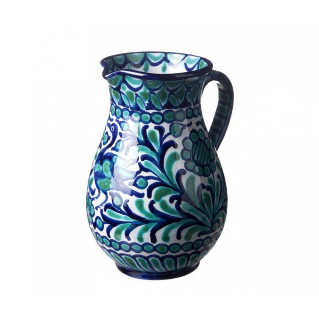 PREORDER: Ceramic Pitcher, Green