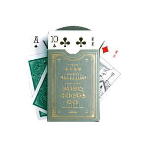 Cacti Playing Cards