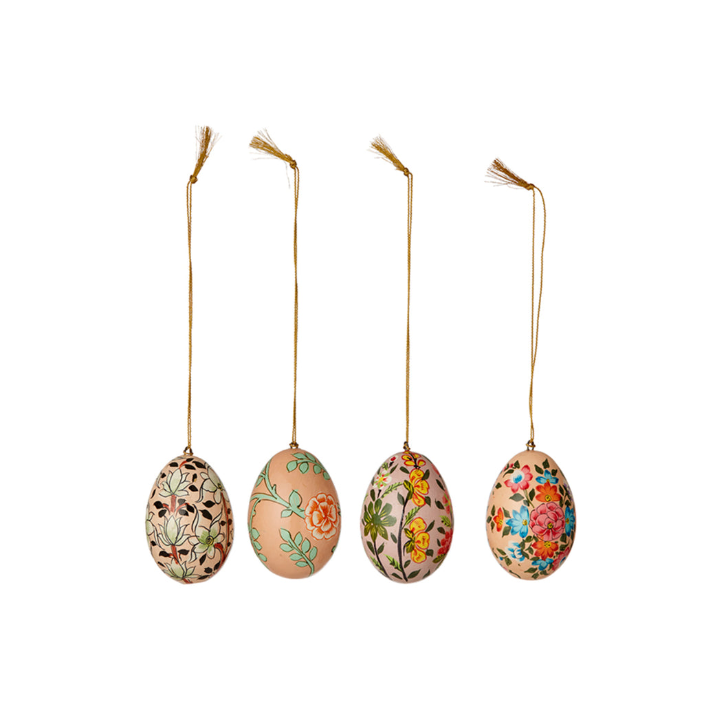 Deoli Easter Eggs, Set of 4