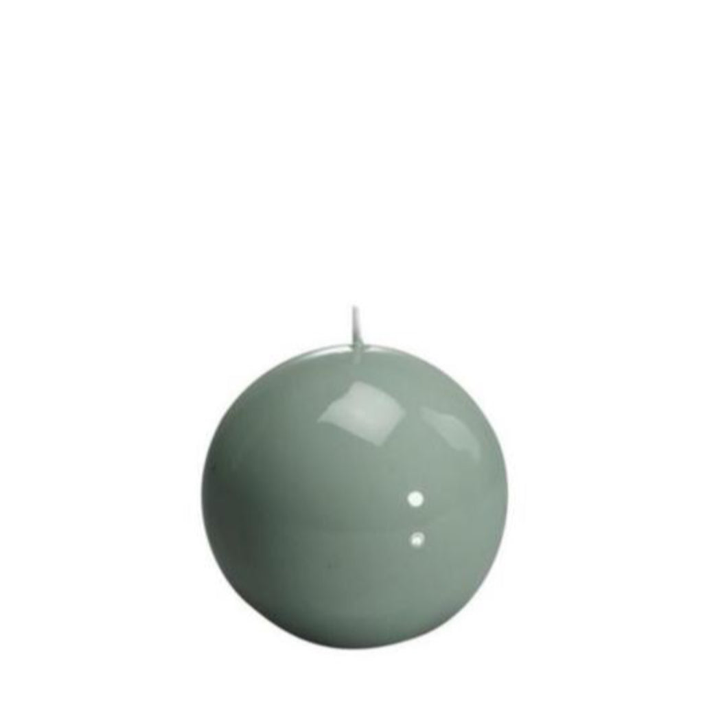 Sphere Candle, Jade