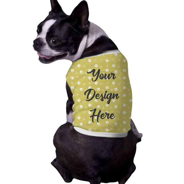Custom Pet Dog Shirt