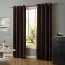 Load image into Gallery viewer, Gyrohomestore Elegant Grommet Energy Saving Best Blackout Curtains