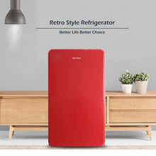 Load image into Gallery viewer, Gyrohomestore Retro 3.2 cu.ft. Compact Refrigerator