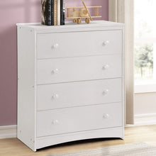 Load image into Gallery viewer, Gyrohomestore Bedroom 4 drawer Dresser with Wood Chest