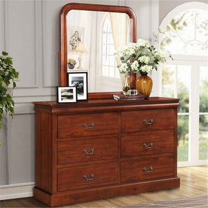 Gyrohomestore Makeup Dresser Mirror Bedroom Furniture