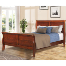 Load image into Gallery viewer, Gyrohomestore Queen Size Wood Bed Frame for Sale