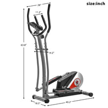 Load image into Gallery viewer, Gyrohomestore High Quality Home Use Elliptical Machine Trainer