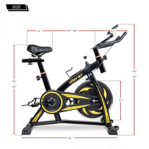 Gyrohomestore Indoor Spinning Pedal Exerciser Exercise Bike for Sale