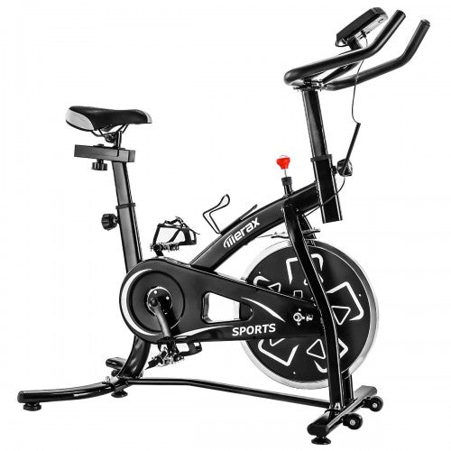 Gyrohomestore Indoor Cycling Bike Belt Drive Exercise Bike