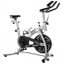 Load image into Gallery viewer, Gyrohomestore Indoor Cycling Bike Belt Drive Exercise Bike