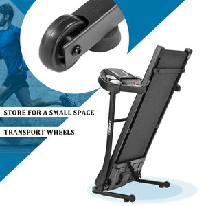 Gyrohomestore Folding Electric Best Treadmill Motorized Running Machine