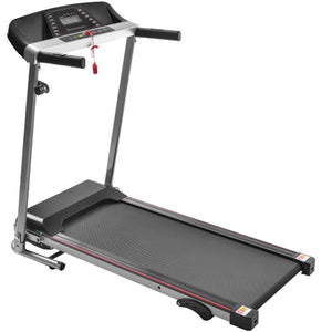 Gyrohomestore Folding Treadmill Electric Motorized Power with LCD Display for Home Fitness