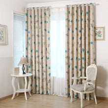 Load image into Gallery viewer, Gyrohomestore Cartoon Animals Grommet Top Kids Blackout Curtains