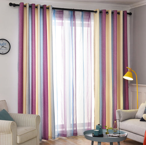 Gyrohomestore Simple Modern Best Blackout Curtains for Living Room