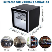 Load image into Gallery viewer, Gyrohomestore Evolution 1.6CU.FT. Freestanding Beverage Refrigerator