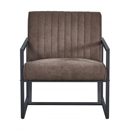 Gyrohomestore Modern Design High Quality Steel Living Room Arm Chair