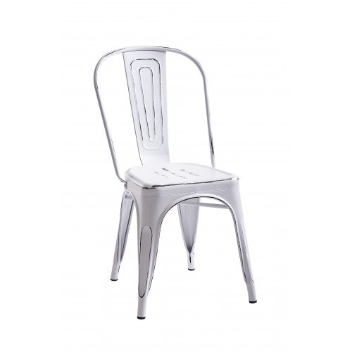 Gyrohomestore Simple Farmhouse Dining Chairs