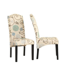 Load image into Gallery viewer, Gyrohomestore Contemporary Dining Chairs with Sturdy Wood Legs