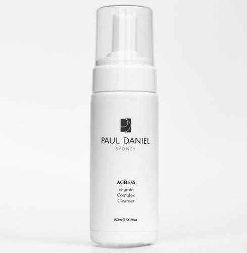 PAUL DANIEL Ageless Vitamin Complex Cleanser Cosmeceutical 150ml