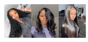 Brazilian Hair I Hair Bundles I Virgin Hair I Lace Front Wigs I MyHairGlory