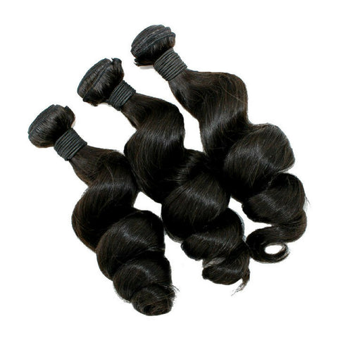 Indian Loose Wave  I 3 Bundles - MyHairGlory