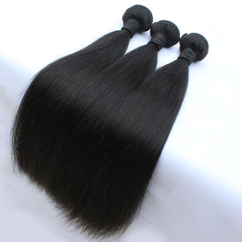 Indian Straight Hair I 3 Bundles - MyHairGlory