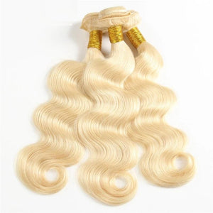 613 Brazilian Body Wave Hair  I 3 bundles - MyHairGlory