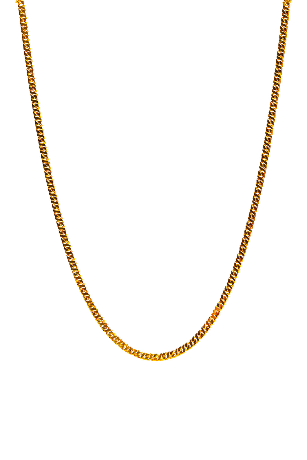 Kettingen - Link - Gold plated