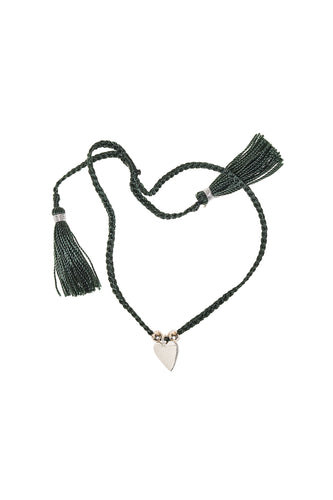 Armbanden - Kids tiny Heart - Silver