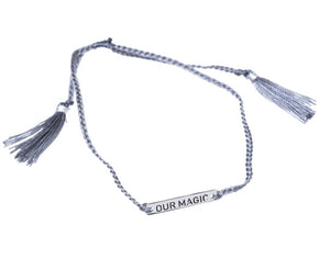 Armbanden - Our magic - Silver plated