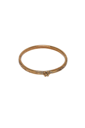 Ringen - Little flower - Brass