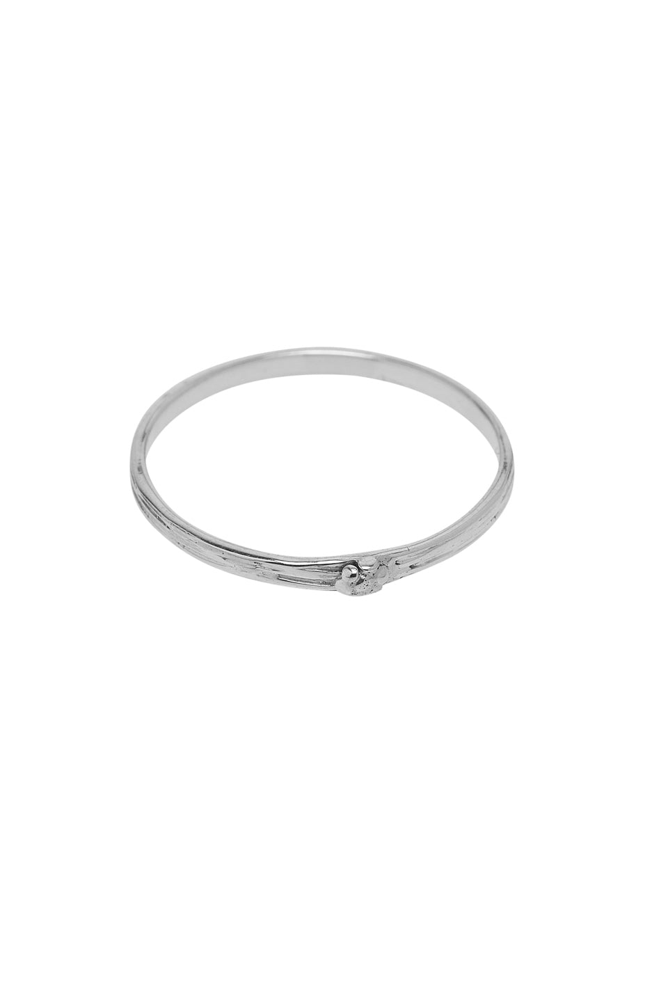 Ringen - Little flower - Silver
