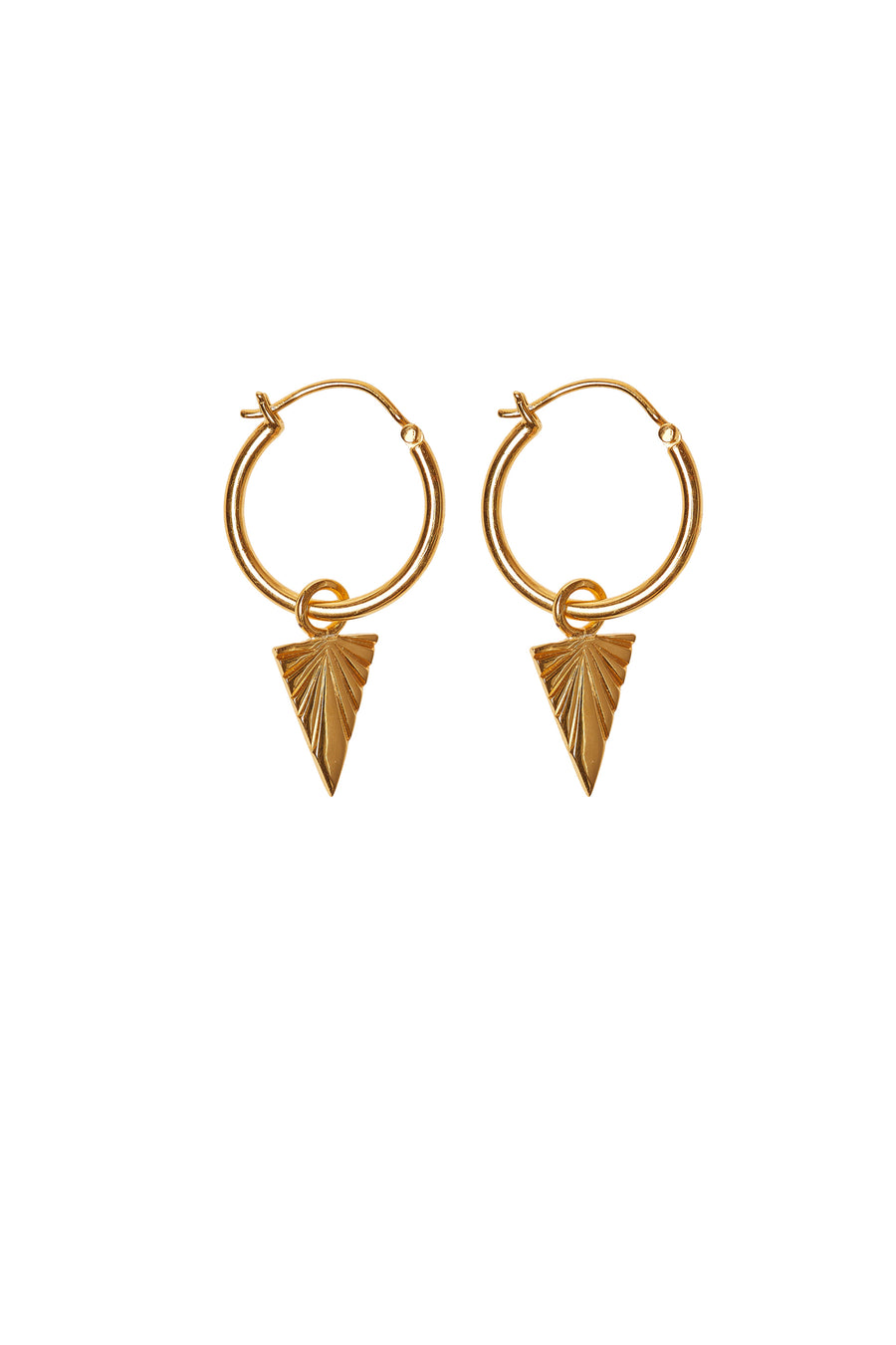 Oorbellen - Jill - Gold plated