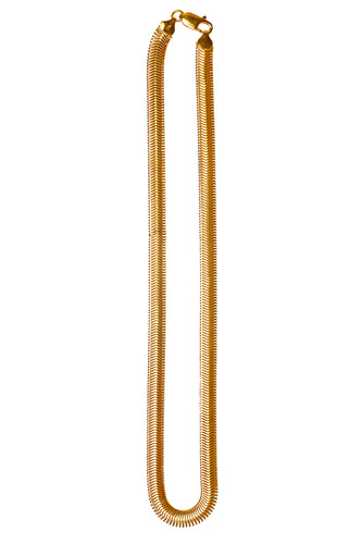 Kettingen - Lela - Gold plated 40cm