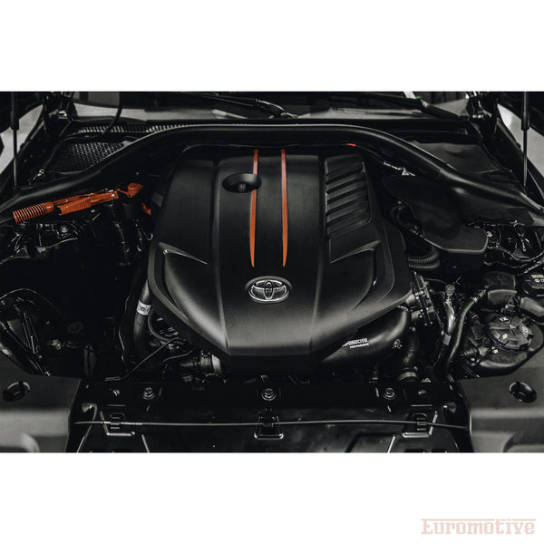 Euromotive Performance 2020+ Toyota Supra A90 Aluminum Charge/Boost Pipe Upgrade - Euromotive