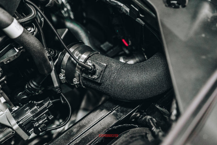 Performance Cold Air Intake System | 2020+ Toyota Supra A90 MKV - Euromotive