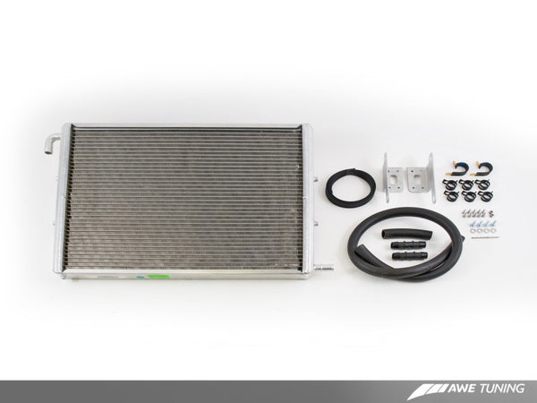 AWE Tuning B8 / 8R 3.0T ColdFront Heat Exchanger - Euromotive