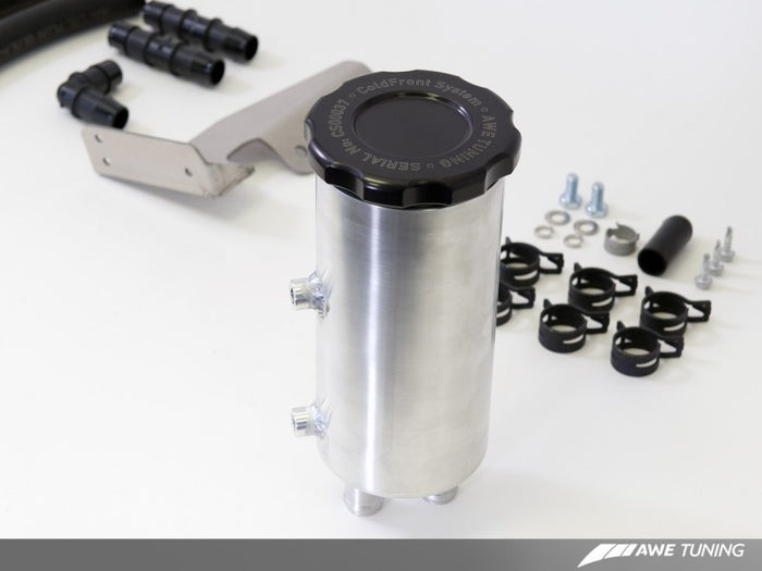 AWE Tuning B8 3.0T ColdFront Reservoir - Euromotive