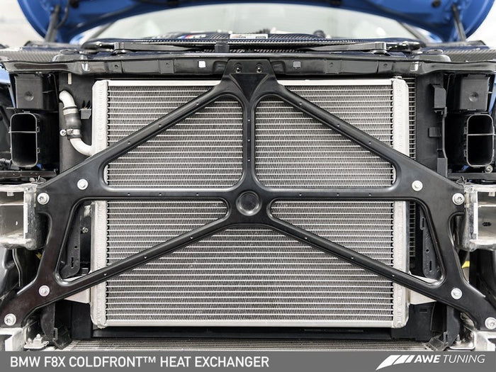 AWE Tuning BMW F8X ColdFront Heat Exchanger - Euromotive