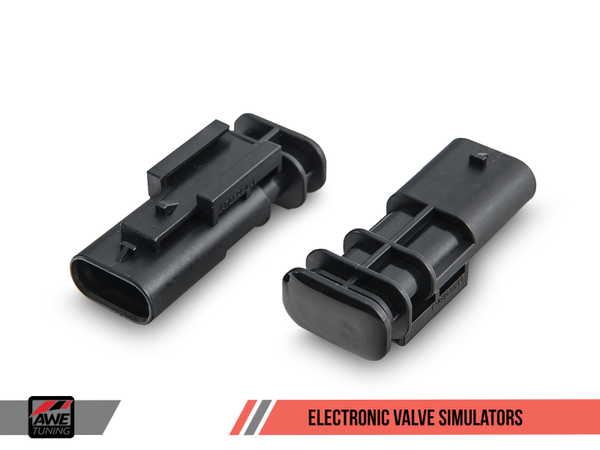 AWE Tuning Electronic Valve Simulators - Euromotive