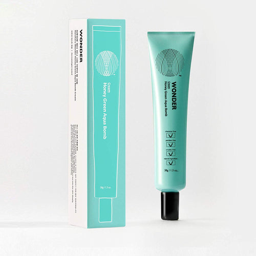 Haruharu WONDER Honey Green Aqua Bomb Cream 38g