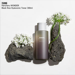 Haruharu WONDER Black Rice Hyaluronic Toner 300ml