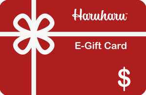 Haruharu Australia Gift Card (from $10 to $200)