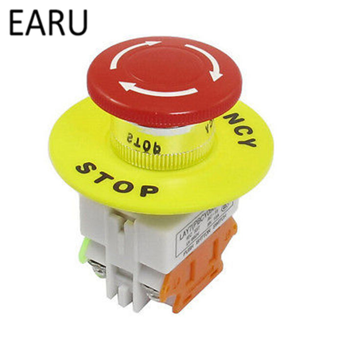 Emergency Stop Push Button Switch - Elevators spare parts