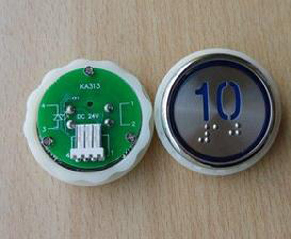 PB28/PB29/PB28Y311/KA313 elevator button with braille