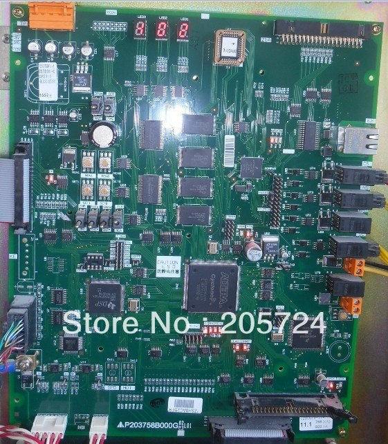 Elevator parts main board PCB - Elevators spare parts