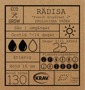 RÄDISA - FRENCH BREAFAST 2