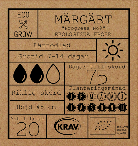 MÄRGÄRT- PROGRESS N.9