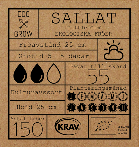 SALLAT - LITTLE GEM